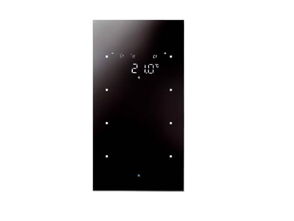 berker thermostat glass eibshop. Black Bedroom Furniture Sets. Home Design Ideas